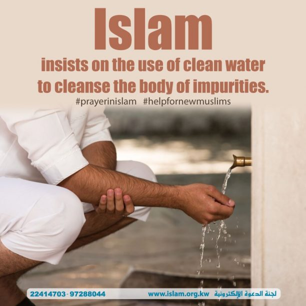 Using Clean Water