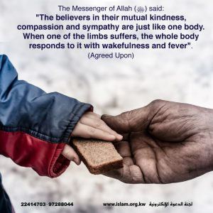 The Believers in Their Mutual Kindness