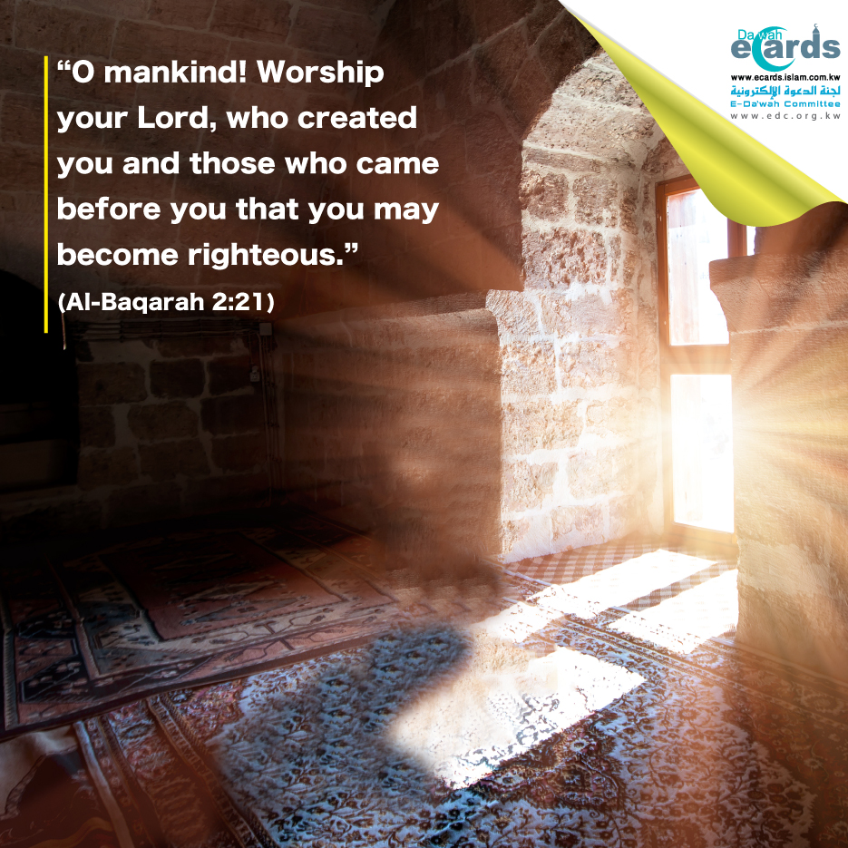 Worship Your Lord