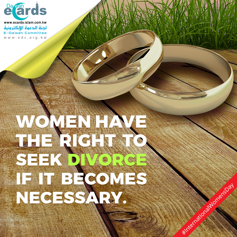 A Woman's Right to Divorce