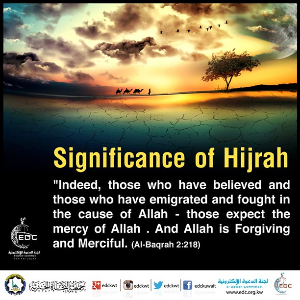 Significance of Haijrah