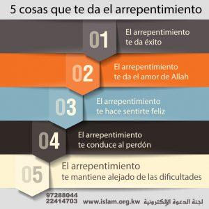5 cosas que te da el arrepentimiento