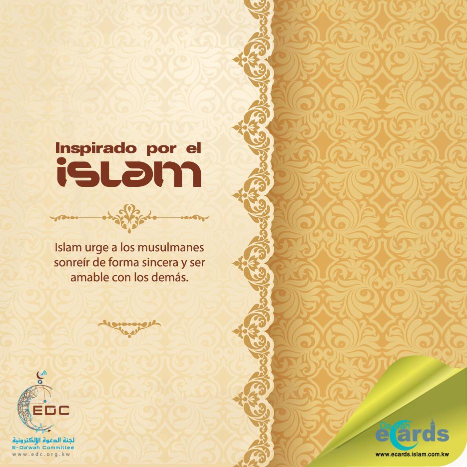 Islam nos llama a sonreír