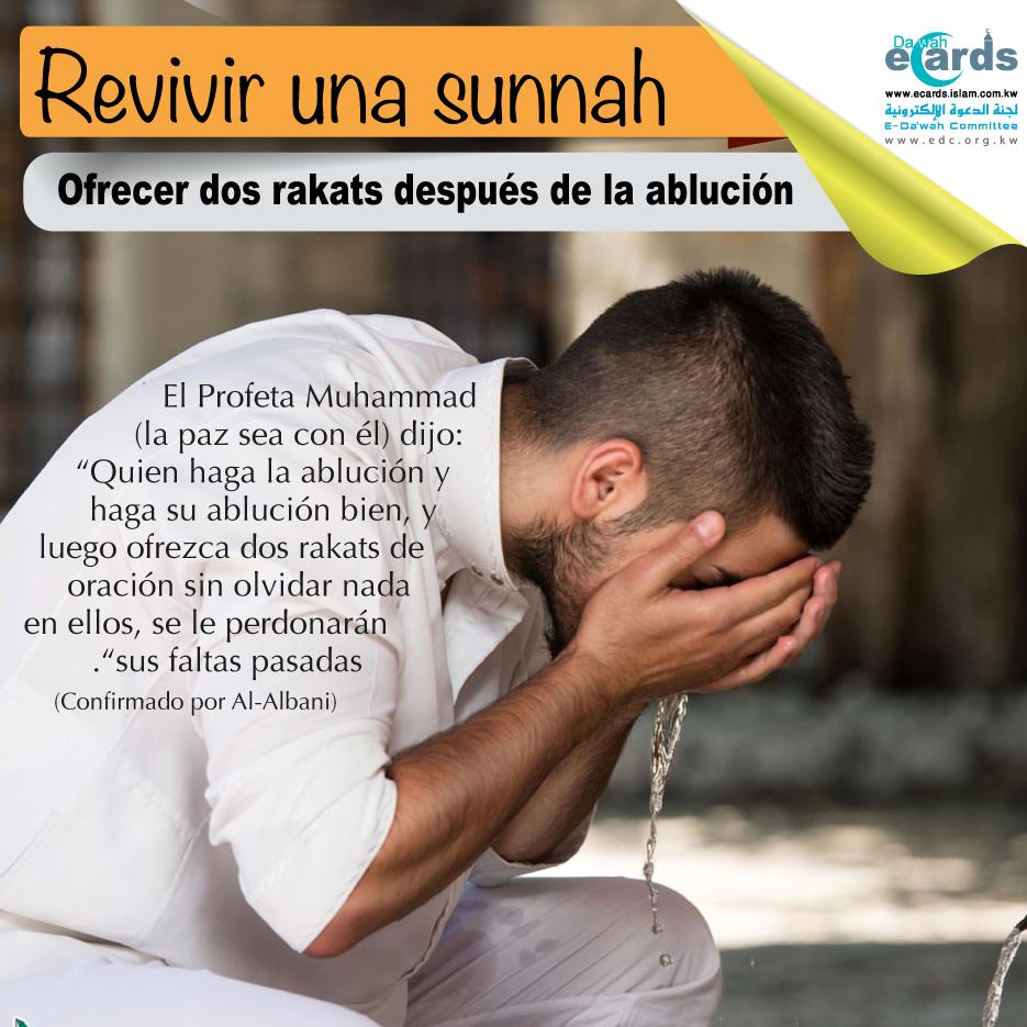 Revivir una Sunnah