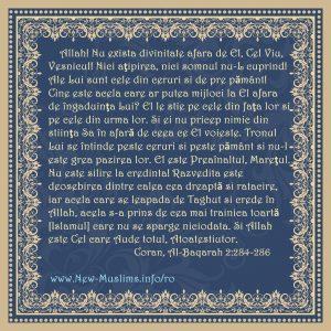 Nu exista silire la credinta!