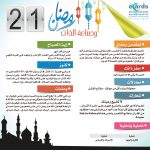 رمضان وصناعة الذات (21)