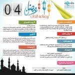 رمضان وصناعة الذات (4)