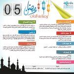 رمضان وصناعة الذات (5)