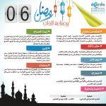 رمضان وصناعة الذات (6)