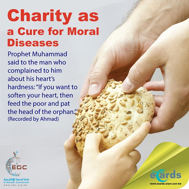 492- Charity as a cure for Moral Diseases
