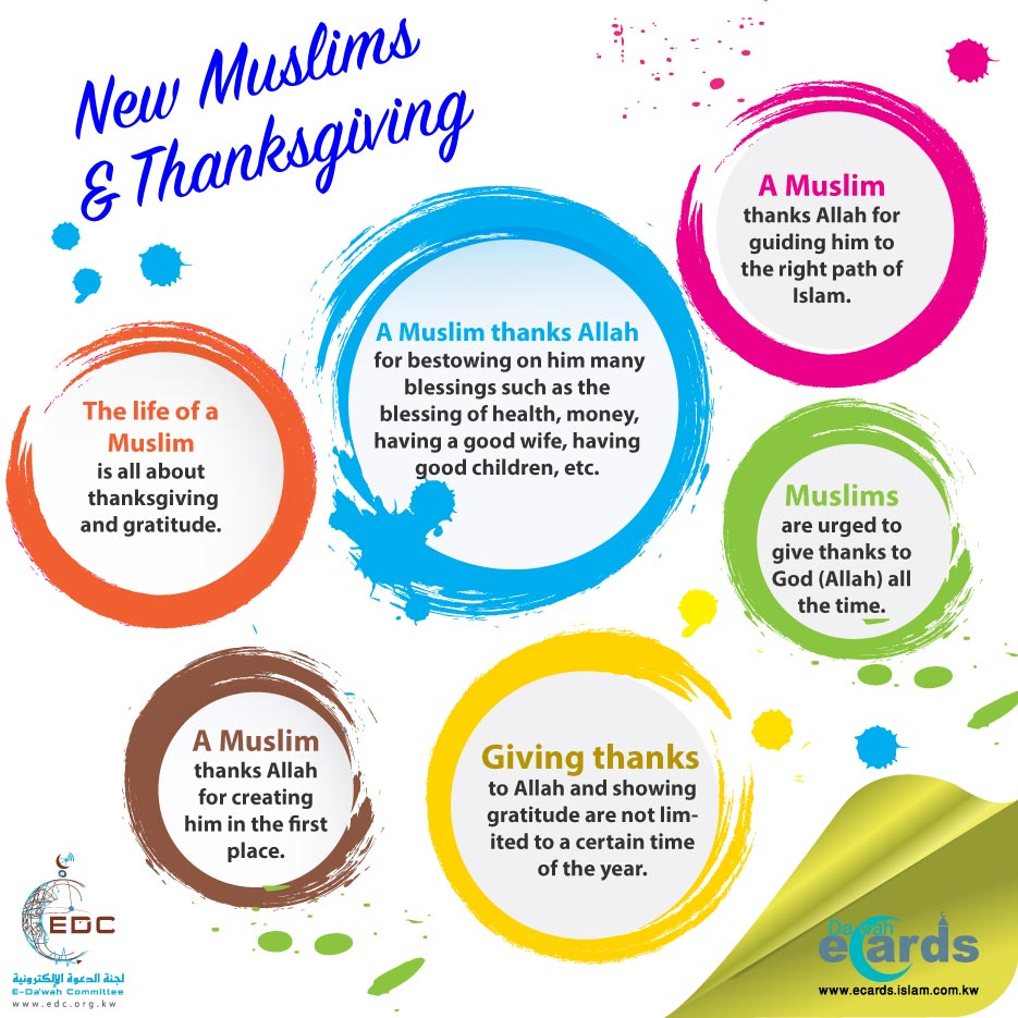 504-New Muslims and Thanksgiving