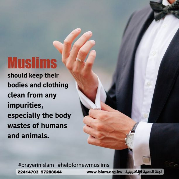 Muslims ans Cleanliness