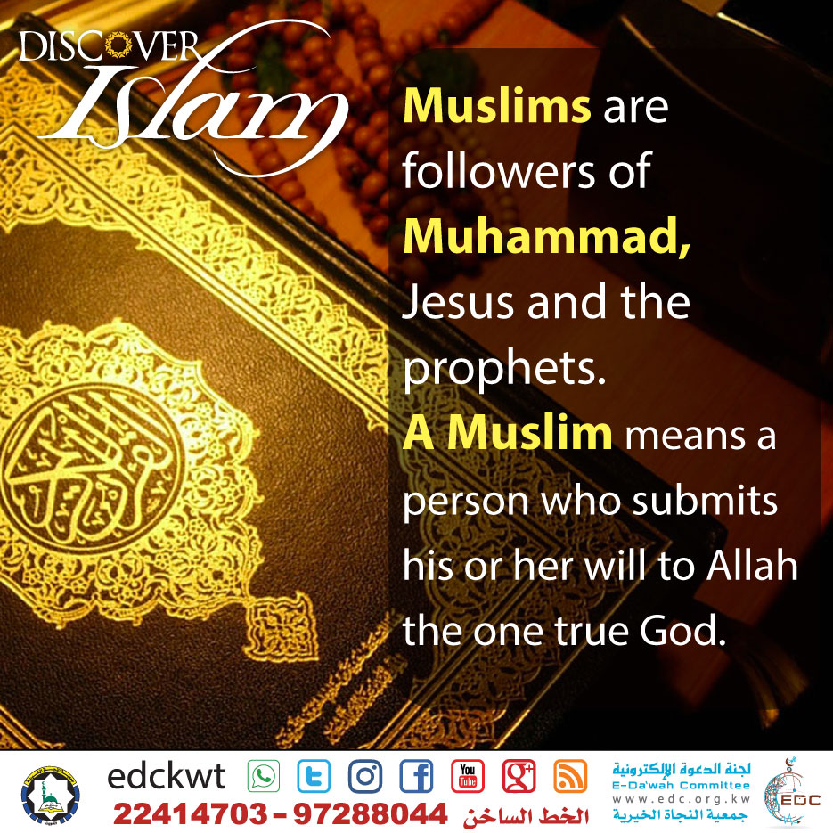 Followers of Muhammad