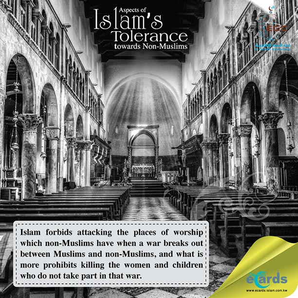 451-Aspects of Islam's Tolerance towrads non-Muslims