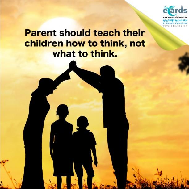 699- Teaching Children how to Think